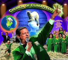 climate change fraud